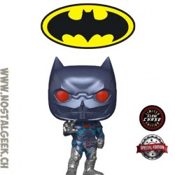 Funko Pop DC Heroes Batman Earth-44 Murder Machine Chase Phosphorescent Edition Limitée