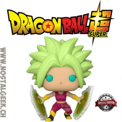 Funko Pop Dragon Ball Super - Super Saiyan Kefla Exclusive Vinyl Figure