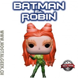 Funko Pop Batman & Robin Poison Ivy Edition Limitée