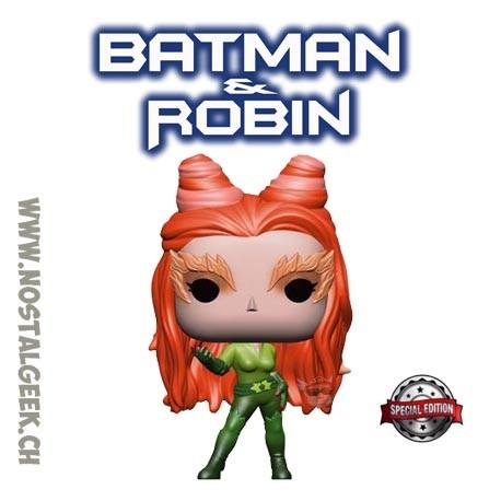 Funko Pop Batman & Robin Poison Ivy Exclusive Vinyl Figure