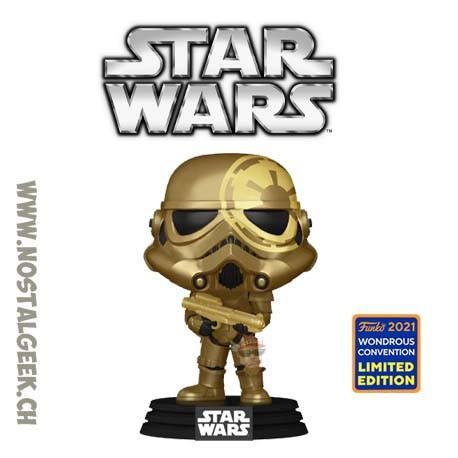 Funko Pop Wonder Con 2021Star Wars Stormtrooper Exclusive Vinyl Figure