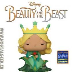 Funko Pop Disney Wonder Con 2021 Beauty and the Beast Enchantress Exclusive Vinyl Figure