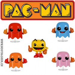 Funko Pop! Games Pac Man Vinyl Figure