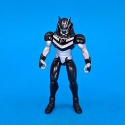 Power Rangers Jungle fury Black Bat Spirit Ranger second hand action figure (Loose)