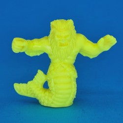 Monster in My Pocket - Matchbox - Series 1 - No 10 Triton (Yellow) second hand figure (Loose)