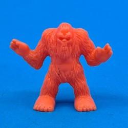 Monster in My Pocket - Matchbox No 17 Bigfoot (Orange) second hand figure (Loose)