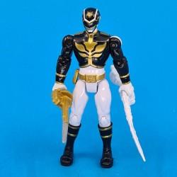 Power Rangers Super Megaforce Black Ranger second hand figure (Loose)