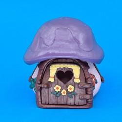 The Smurfs - Mini house Smurfette second hand Figure (Loose)
