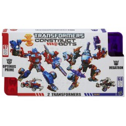 Transformers Construct-A-Bots Ultimate Set: Optimus Prime & Megatron