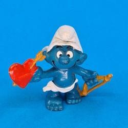 The Smurfs Cupido second hand Figure (Loose) Schleich