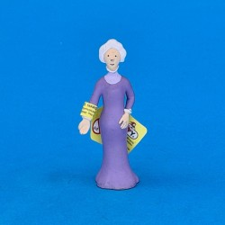 Babar Old Lady second hand figure (Loose)