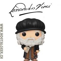 Funko Pop Artists Leonardo Da Vinci Vinyl Figure