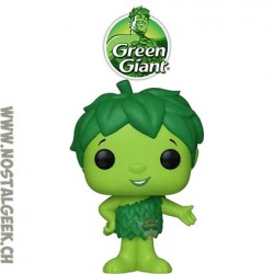 Funko Pop Ad Icons Funko Pop Ad Icons Green Giant Sprout Vinyl Figure
