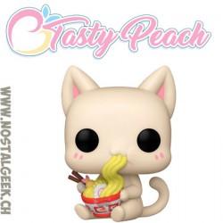 Funko Pop Tasty Peach Udon Kitten Vinyl Figure