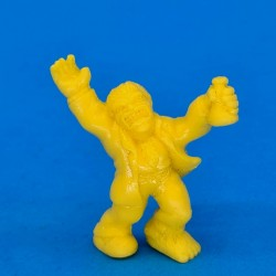 Monster in My Pocket - Matchbox - Series 1 - No 39 Mad Scientist (Yellow) second hand figure (Loose)