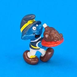The Smurfs - Smurf Pilgrim second hand Figure (Loose)
