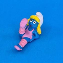 The Smurfs Smurfette Aerobic second hand Figure (Loose)