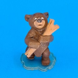 Disney Brother Bear set of 2 second hand figure (Loose)