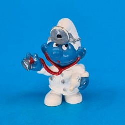 The Smurfs Doctor second hand Figure (Loose)