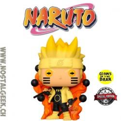 Funko Pop Naruto Uzumaki (Sixth Path Sage) Phosphorescent Edition Limitée