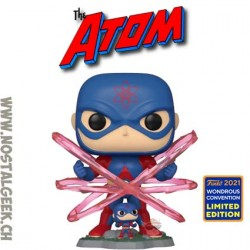 Funko Pop Wonder Con 2021DC Heroes The Atom Edition Limitée