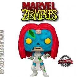 Funko Pop Marvel Zombies Mystique Zombie Exclusive Vinyl Figure