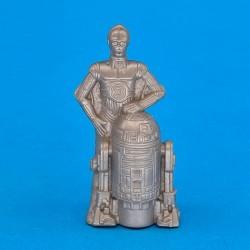 Star Wars R2-D2 & C3PO Kellogg's second hand figure (Loose)