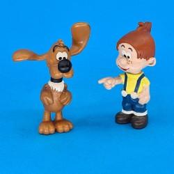 Boule & Bill - Set of 2 second hand figure (Loose)