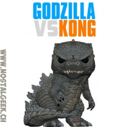 Funko Pop Movies Godzilla Vs Kong Godzilla Vinyl Figure