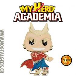 Funko Pop Pin My Hero Academia Silver Age All Might Chase Enamel Pin