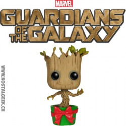 Funko Pop Guardians of the Galaxy Holiday Dancing Groot