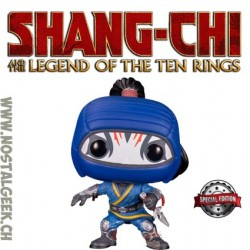 Funko Pop Marvel Shang-Chi and the legend of the Ten Rings Wenwu Exclusive Vinyl Figure