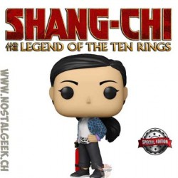 Funko Pop Marvel Shang-Chi and the legend of the Ten Rings Katy Exclusive Vinyl Figure