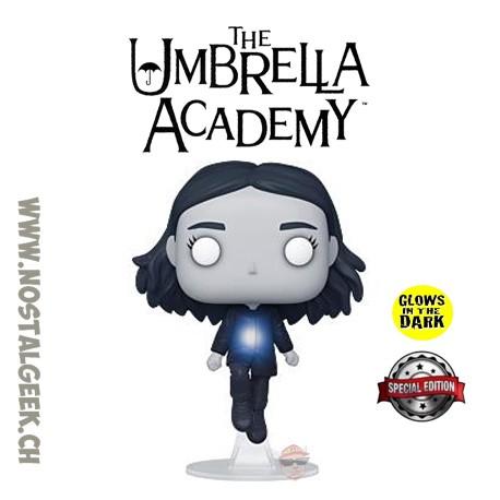 Funko Pop The Umbrella Academy Vanya Hargreeves (Levitating) GITD Vinyl Figure