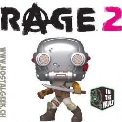 Funko Pop Games Rage 2 Immortal Shrouded Vinyl Figure