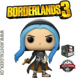 Funko Pop Games Borderlands 3 Maya Exclusive Vinyl Figure