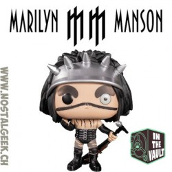 Funko Pop Rocks Marylin Manson Vinyl Figure