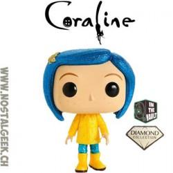 Funko Pop Animation Coraline in Raincoat Vinyl Figure