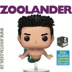 Funko Pop Movies SDCC 2019 Derek Zoolander (Merman) Exclusive Vinyl Figure