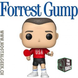 Funko Pop Movies Forrest Gump (Ping Pong) Vinyl Figure