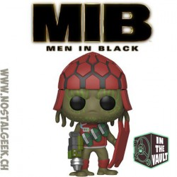 Funko Pop Movies Men In Black International Agent M Vinyl Figure