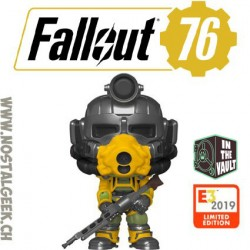 Funko Pop Games Fallout 76 Excavator Armor Vinyl Figure