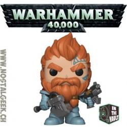 Funko Pop Games Warhammer 40k Space Wolves Pack Leader Vinyl Figure