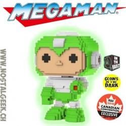 Funko Pop! Jeux Vidéos Megaman Gyro Attack GITD Exclusive Vinyl Figure
