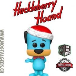 Funko Pop! Cartoon: Hanna Barbera Huckleberry Hound (Santa Hat) Exclusive Vinyl Figure