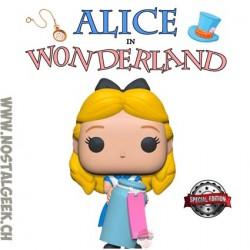 Funko Pop! Disney Alice in Wonderland Alice with bottle Exclusive Vinyl Figure