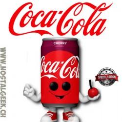 Funko Pop Ad Icons Cherry Coca-Cola Can Exclusive Vinyl Figure