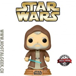 Funko Pop! Star Wars Obi-Wan Kenobi (Tatooine) Exclusive Vinyl Figure