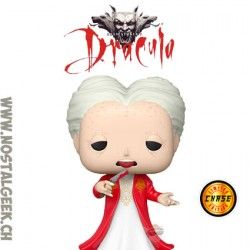 Funko Bram Stoker's Dracula Count Dracula (With Razor) Chase limited Edition Vinyl Figure