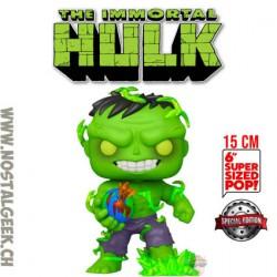 Funko Pop 15 cm Marvel Immortal Hulk Exclusive Vinyl Figure